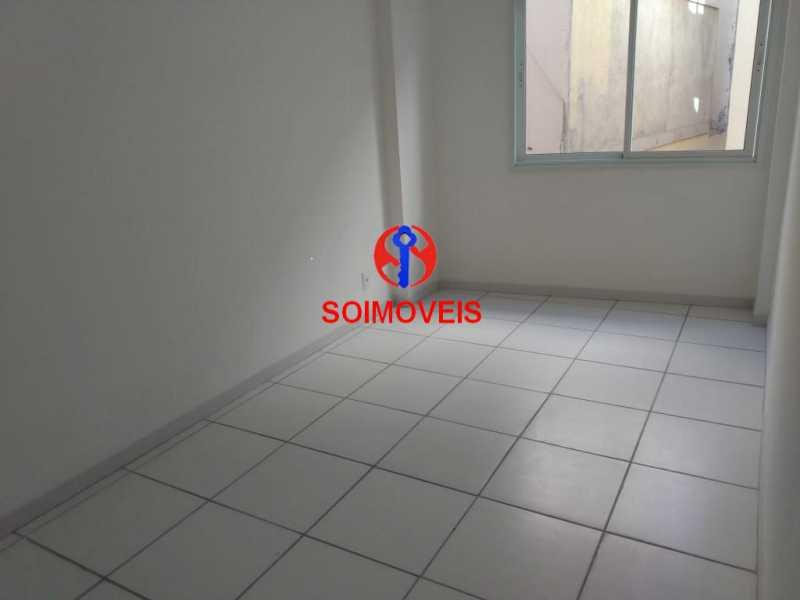 quarto - Apartamento 2 quartos à venda Grajaú, Rio de Janeiro - R$ 450.000 - TJAP20990 - 6