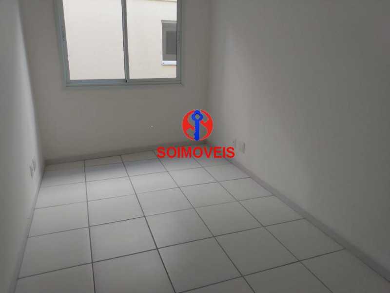 quarto - Apartamento 2 quartos à venda Grajaú, Rio de Janeiro - R$ 450.000 - TJAP20990 - 9