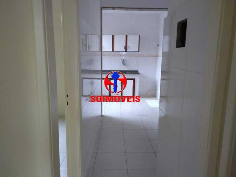 COZINHA - Casa de Vila 3 quartos à venda Bonsucesso, Rio de Janeiro - R$ 370.000 - TJCV30048 - 6