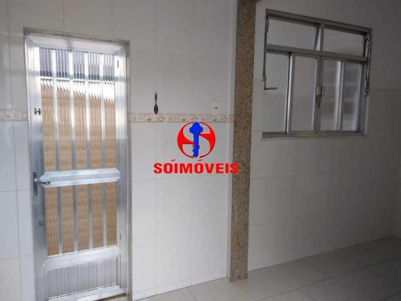 COZINHA - Casa de Vila 3 quartos à venda Bonsucesso, Rio de Janeiro - R$ 370.000 - TJCV30048 - 8