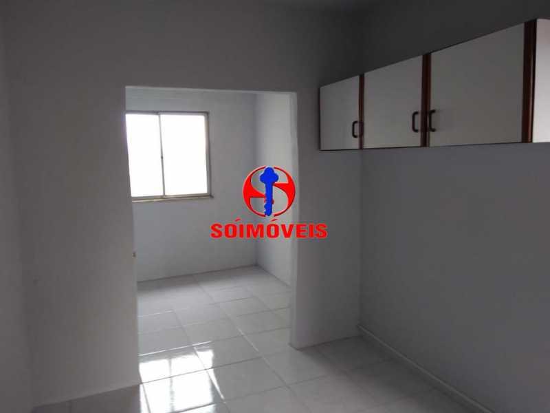 QUARTOS - Casa de Vila 3 quartos à venda Bonsucesso, Rio de Janeiro - R$ 370.000 - TJCV30048 - 9
