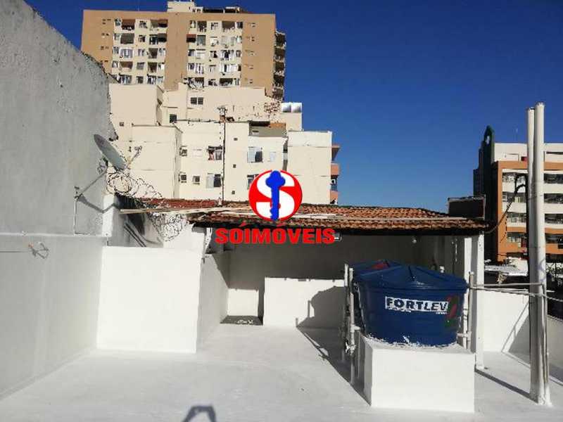 TERRAÇO - Apartamento 2 quartos à venda Riachuelo, Rio de Janeiro - R$ 320.000 - TJAP20999 - 15