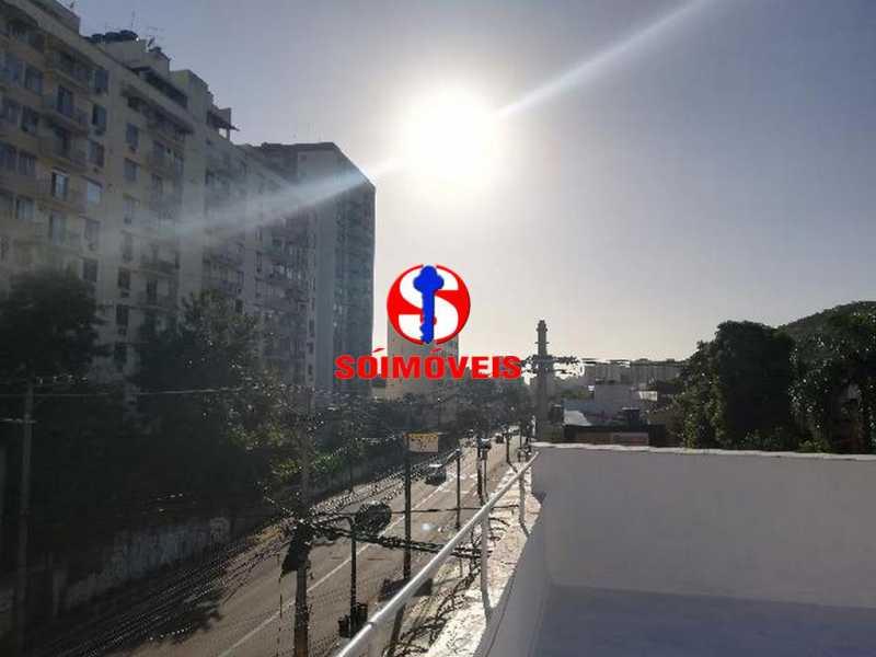 TERRAÇO - Apartamento 2 quartos à venda Riachuelo, Rio de Janeiro - R$ 320.000 - TJAP20999 - 16