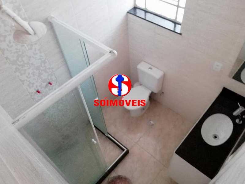 BANHEIRO - Apartamento 2 quartos à venda Riachuelo, Rio de Janeiro - R$ 320.000 - TJAP20999 - 8