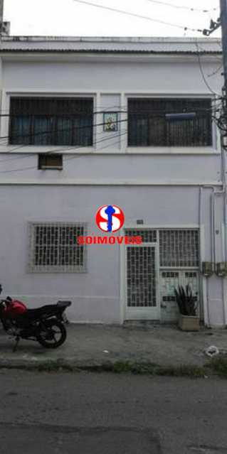 FACHADA - Apartamento 2 quartos à venda Riachuelo, Rio de Janeiro - R$ 320.000 - TJAP20999 - 1