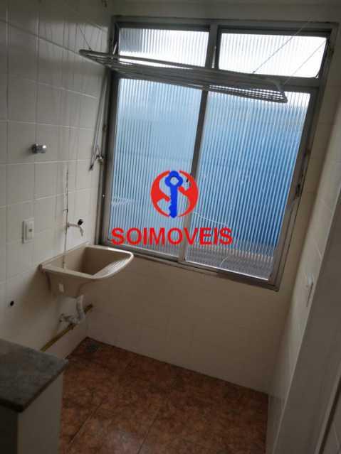 ar - Apartamento 2 quartos à venda Engenho Novo, Rio de Janeiro - R$ 220.000 - TJAP21007 - 9