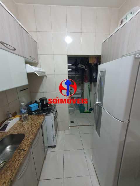 COZINHA - Apartamento 1 quarto à venda Méier, Rio de Janeiro - R$ 270.000 - TJAP10240 - 3