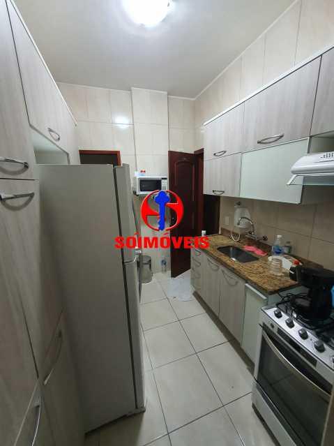 COZINHA - Apartamento 1 quarto à venda Méier, Rio de Janeiro - R$ 270.000 - TJAP10240 - 1