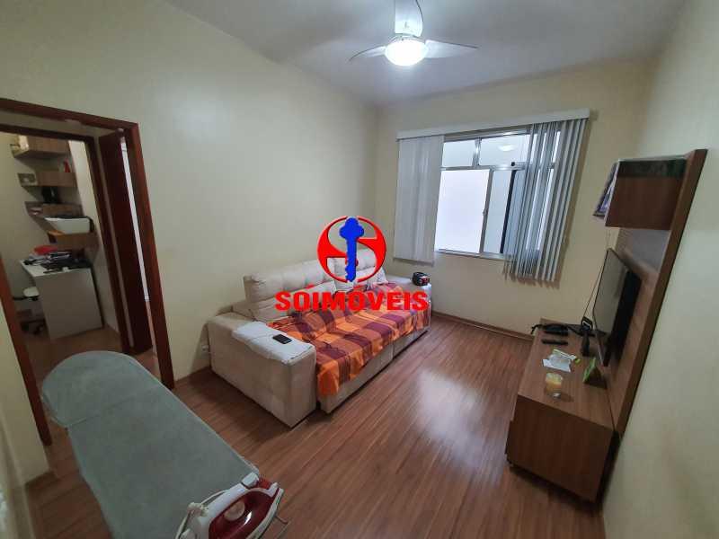 SALA - Apartamento 1 quarto à venda Méier, Rio de Janeiro - R$ 270.000 - TJAP10240 - 6