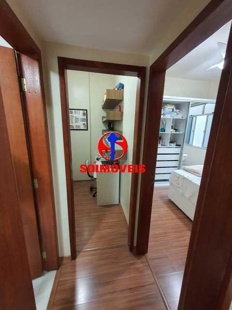 ACESSO - Apartamento 1 quarto à venda Méier, Rio de Janeiro - R$ 270.000 - TJAP10240 - 9