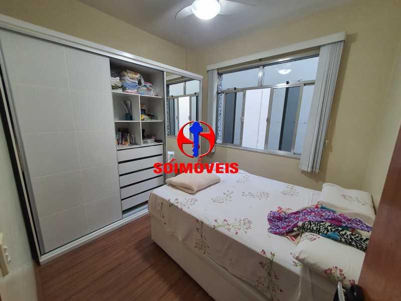 QUARTO - Apartamento 1 quarto à venda Méier, Rio de Janeiro - R$ 270.000 - TJAP10240 - 11