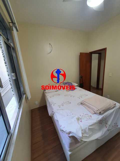 QUARTO - Apartamento 1 quarto à venda Méier, Rio de Janeiro - R$ 270.000 - TJAP10240 - 12