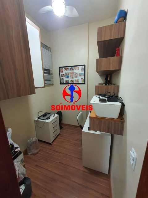 QUARTO REVERSÍVEL - Apartamento 1 quarto à venda Méier, Rio de Janeiro - R$ 270.000 - TJAP10240 - 13