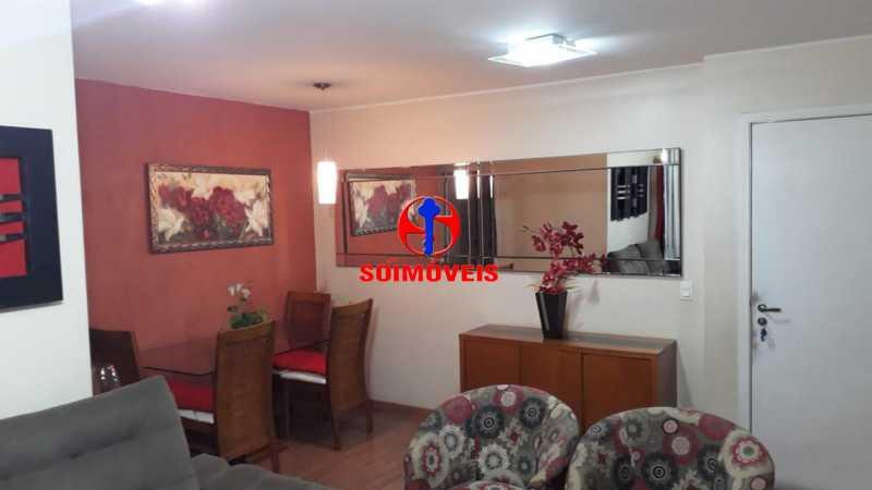 SALA - Apartamento 3 quartos à venda Pilares, Rio de Janeiro - R$ 465.000 - TJAP30442 - 1
