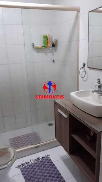BANHEIRO - Apartamento 3 quartos à venda Pilares, Rio de Janeiro - R$ 465.000 - TJAP30442 - 12