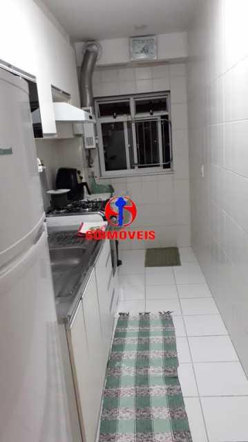 COZINHA - Apartamento 3 quartos à venda Pilares, Rio de Janeiro - R$ 465.000 - TJAP30442 - 5