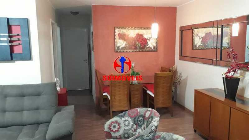 SALA - Apartamento 3 quartos à venda Pilares, Rio de Janeiro - R$ 465.000 - TJAP30442 - 3