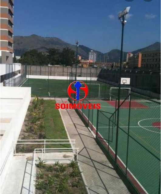QUADRA POLIESPORTIVA - Apartamento 3 quartos à venda Pilares, Rio de Janeiro - R$ 465.000 - TJAP30442 - 17