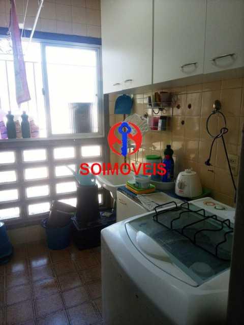 AR - Apartamento 2 quartos à venda Andaraí, Rio de Janeiro - R$ 499.000 - TJAP21008 - 15