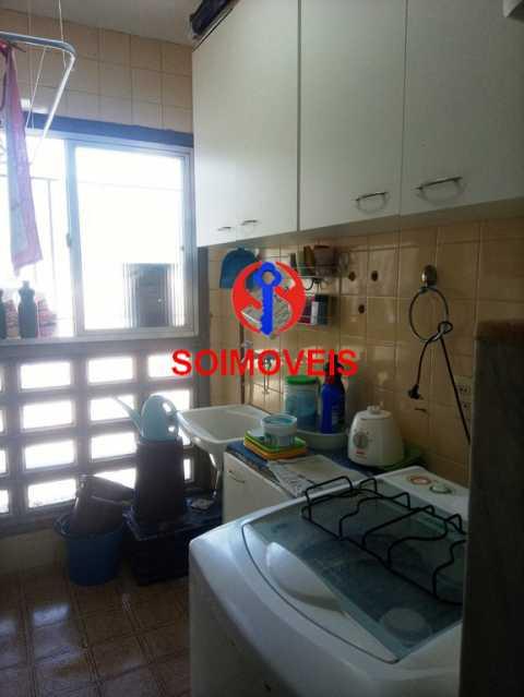 AR - Apartamento 2 quartos à venda Andaraí, Rio de Janeiro - R$ 499.000 - TJAP21008 - 16