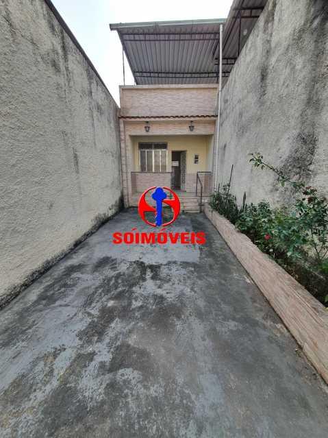 FACHADA - Casa 2 quartos à venda Quintino Bocaiúva, Rio de Janeiro - R$ 230.000 - TJCA20039 - 1
