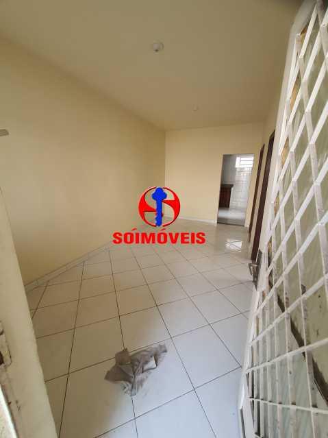SALA - Casa 2 quartos à venda Quintino Bocaiúva, Rio de Janeiro - R$ 230.000 - TJCA20039 - 4