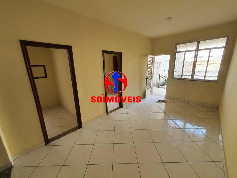 SALA - Casa 2 quartos à venda Quintino Bocaiúva, Rio de Janeiro - R$ 230.000 - TJCA20039 - 5