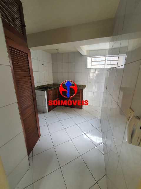 COZINHA - Casa 2 quartos à venda Quintino Bocaiúva, Rio de Janeiro - R$ 230.000 - TJCA20039 - 6