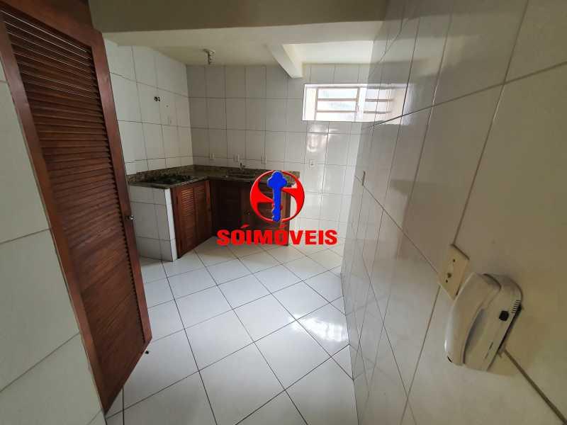 COZINHA - Casa 2 quartos à venda Quintino Bocaiúva, Rio de Janeiro - R$ 230.000 - TJCA20039 - 7