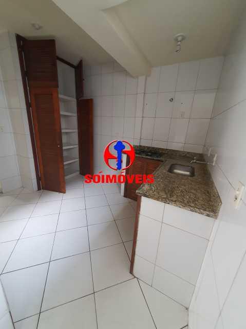 COZINHA - Casa 2 quartos à venda Quintino Bocaiúva, Rio de Janeiro - R$ 230.000 - TJCA20039 - 8
