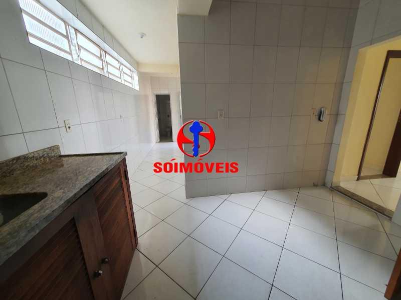 COZINHA - Casa 2 quartos à venda Quintino Bocaiúva, Rio de Janeiro - R$ 230.000 - TJCA20039 - 9