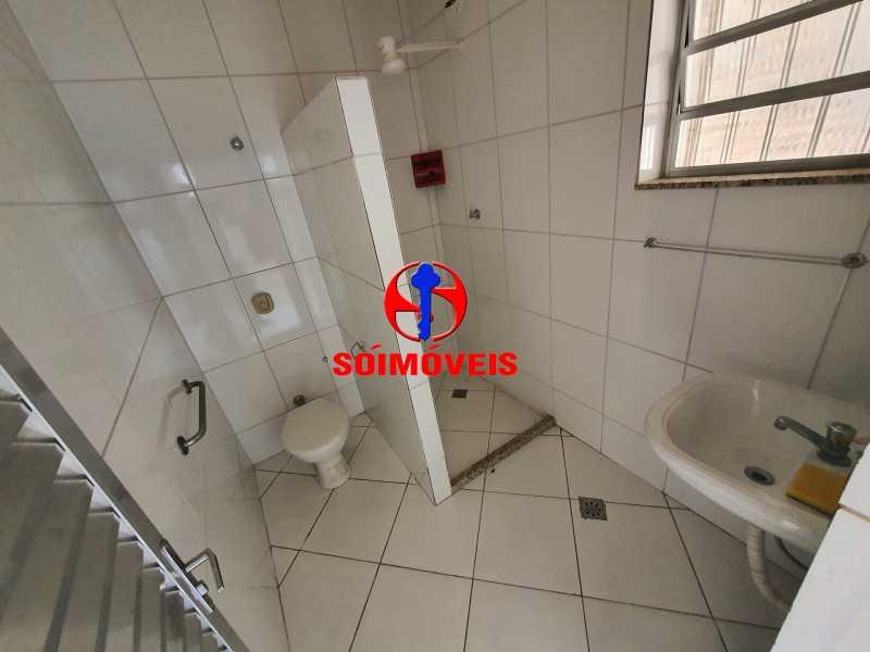 BANHEIRO - Casa 2 quartos à venda Quintino Bocaiúva, Rio de Janeiro - R$ 230.000 - TJCA20039 - 16