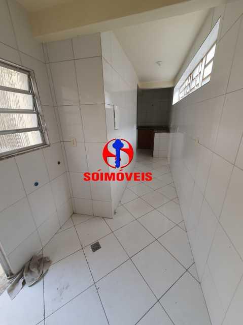 ÁREA DE SERVIÇO - Casa 2 quartos à venda Quintino Bocaiúva, Rio de Janeiro - R$ 230.000 - TJCA20039 - 17