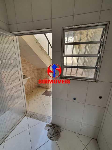 ÁREA DE SERVIÇO - Casa 2 quartos à venda Quintino Bocaiúva, Rio de Janeiro - R$ 230.000 - TJCA20039 - 18