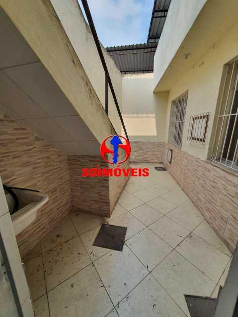 PEQUENO QUINTAL  - Casa 2 quartos à venda Quintino Bocaiúva, Rio de Janeiro - R$ 230.000 - TJCA20039 - 19