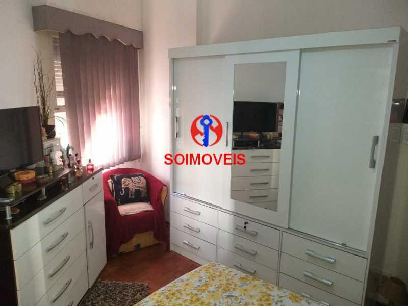qt - Apartamento 3 quartos à venda Rio Comprido, Rio de Janeiro - R$ 355.000 - TJAP30443 - 6