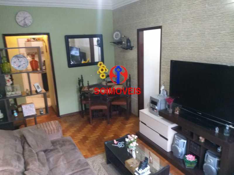 sl - Apartamento 3 quartos à venda Rio Comprido, Rio de Janeiro - R$ 355.000 - TJAP30443 - 3