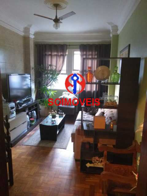 sl - Apartamento 3 quartos à venda Rio Comprido, Rio de Janeiro - R$ 355.000 - TJAP30443 - 1
