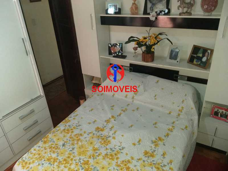 qt - Apartamento 3 quartos à venda Rio Comprido, Rio de Janeiro - R$ 355.000 - TJAP30443 - 7