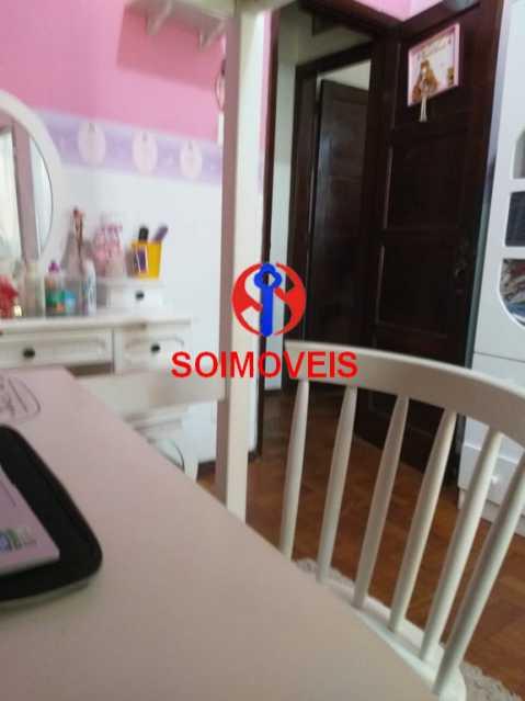 qt - Apartamento 3 quartos à venda Rio Comprido, Rio de Janeiro - R$ 355.000 - TJAP30443 - 10