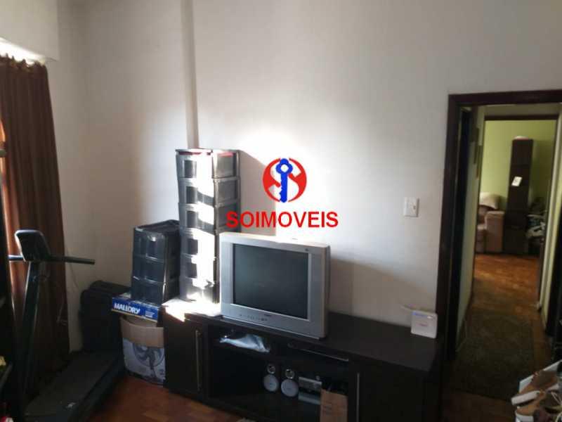 qt - Apartamento 3 quartos à venda Rio Comprido, Rio de Janeiro - R$ 355.000 - TJAP30443 - 12