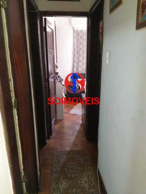 circ - Apartamento 3 quartos à venda Rio Comprido, Rio de Janeiro - R$ 355.000 - TJAP30443 - 4