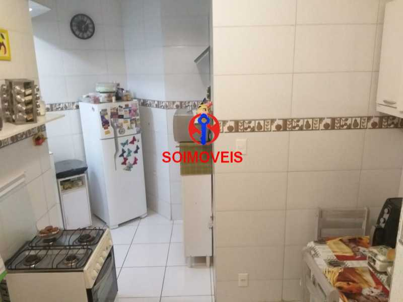 cz - Apartamento 3 quartos à venda Rio Comprido, Rio de Janeiro - R$ 355.000 - TJAP30443 - 19