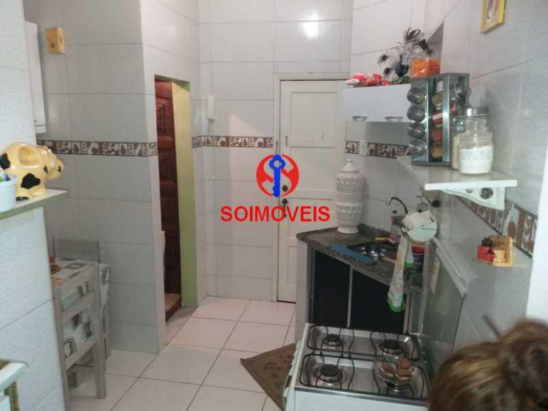 cz - Apartamento 3 quartos à venda Rio Comprido, Rio de Janeiro - R$ 355.000 - TJAP30443 - 17