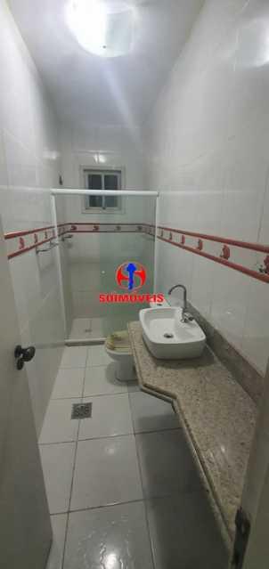 BANHEIRO SOCIAL - Apartamento 2 quartos à venda Todos os Santos, Rio de Janeiro - R$ 320.000 - TJAP21013 - 14
