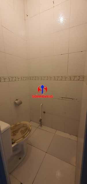 BANHEIRO DE SERVIÇO - Apartamento 2 quartos à venda Todos os Santos, Rio de Janeiro - R$ 320.000 - TJAP21013 - 19