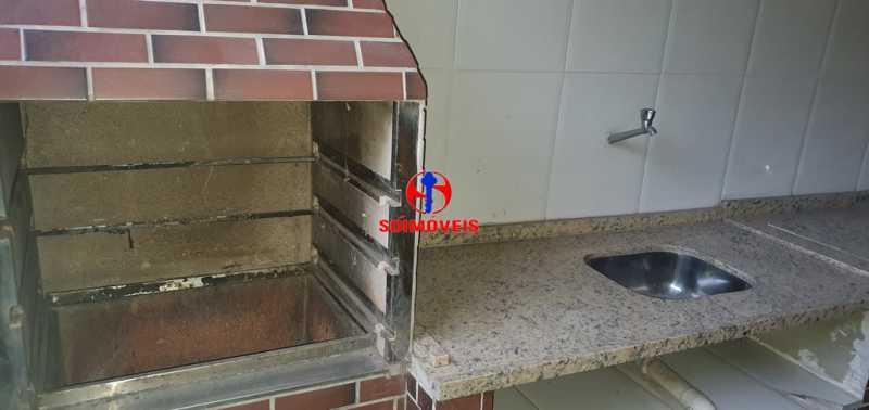 CHURRASQUEIRA - Apartamento 2 quartos à venda Todos os Santos, Rio de Janeiro - R$ 320.000 - TJAP21013 - 26