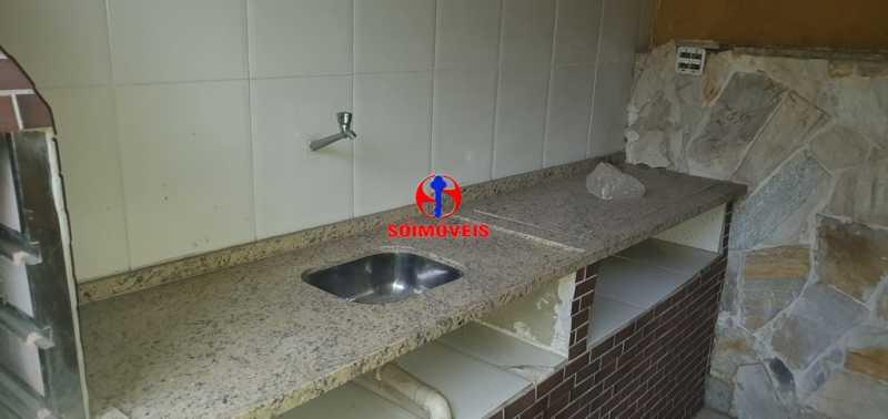 CHURRASQUEIRA - Apartamento 2 quartos à venda Todos os Santos, Rio de Janeiro - R$ 320.000 - TJAP21013 - 27