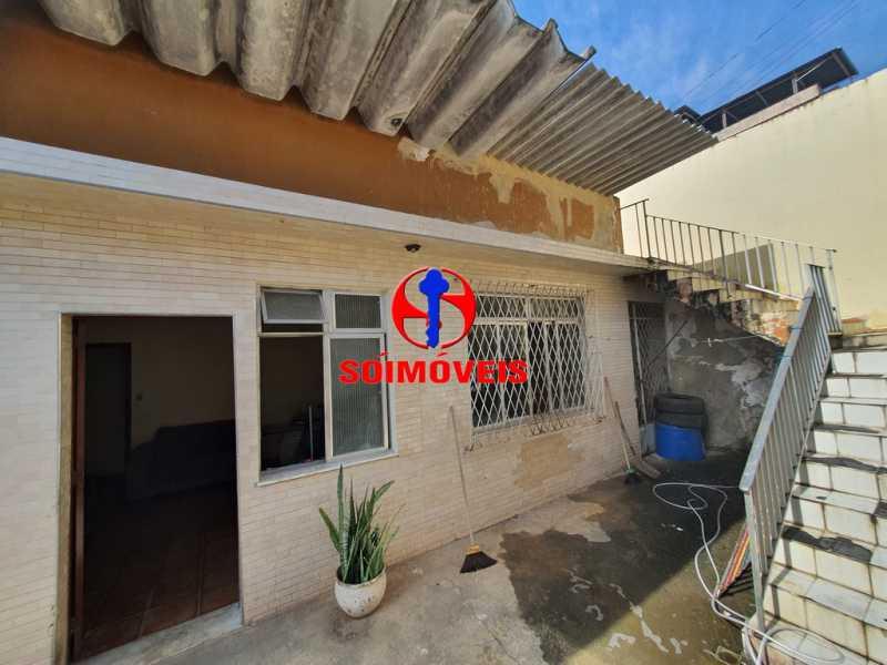 FACHADA - Casa 5 quartos à venda Piedade, Rio de Janeiro - R$ 460.000 - TJCA50010 - 4