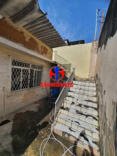 ACESSO AO TERRAÇO CASA 1 - Casa 5 quartos à venda Piedade, Rio de Janeiro - R$ 460.000 - TJCA50010 - 18